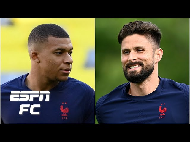 Will Kylian Mbappe and Olivier Giroud's comments unsettle France's squad? | Euro 2020 | ESPN FC