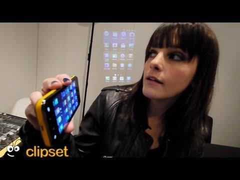 Samsung Galaxy Beam #Videorama OntheGo #MWC