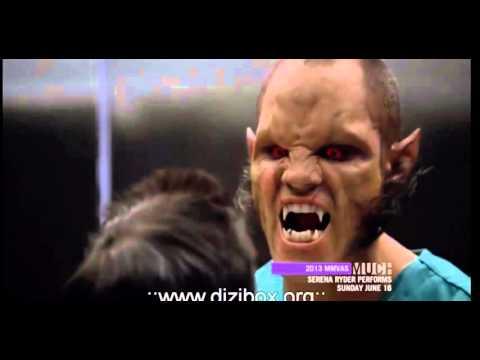 Teen Wolf 3. Sezon 1.Bölüm Scott vs Alpha