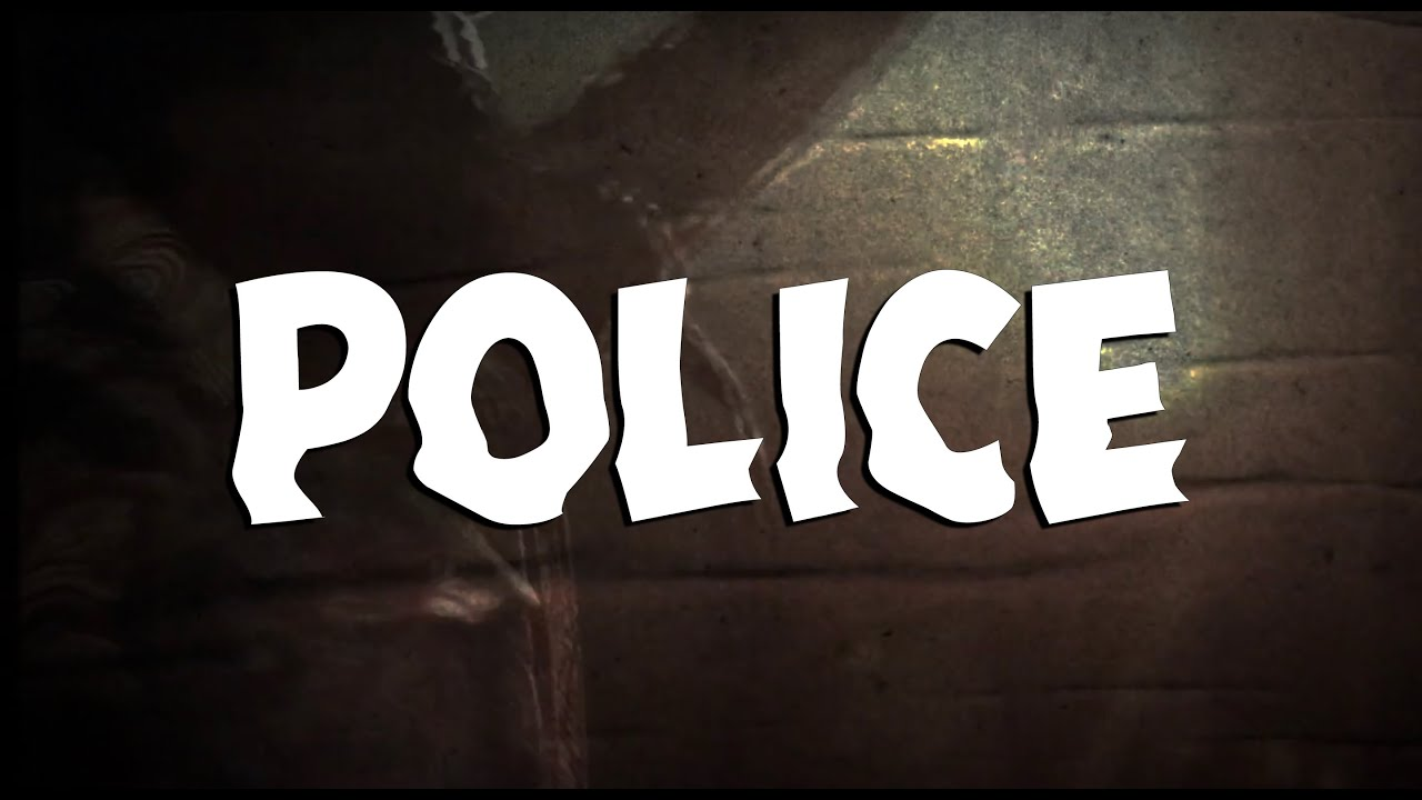 Ranking Joe, Iron Dubz - Police [Evidence Music]