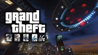 UFO über Los Santos 🎮 GTA 5: REAL LIFE (Roleplay)