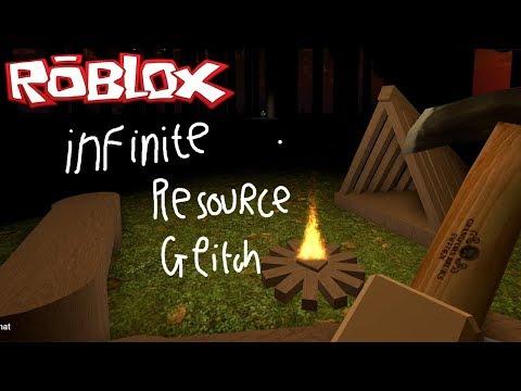 "Roblox Island ""Infinite Resources Glitch"""