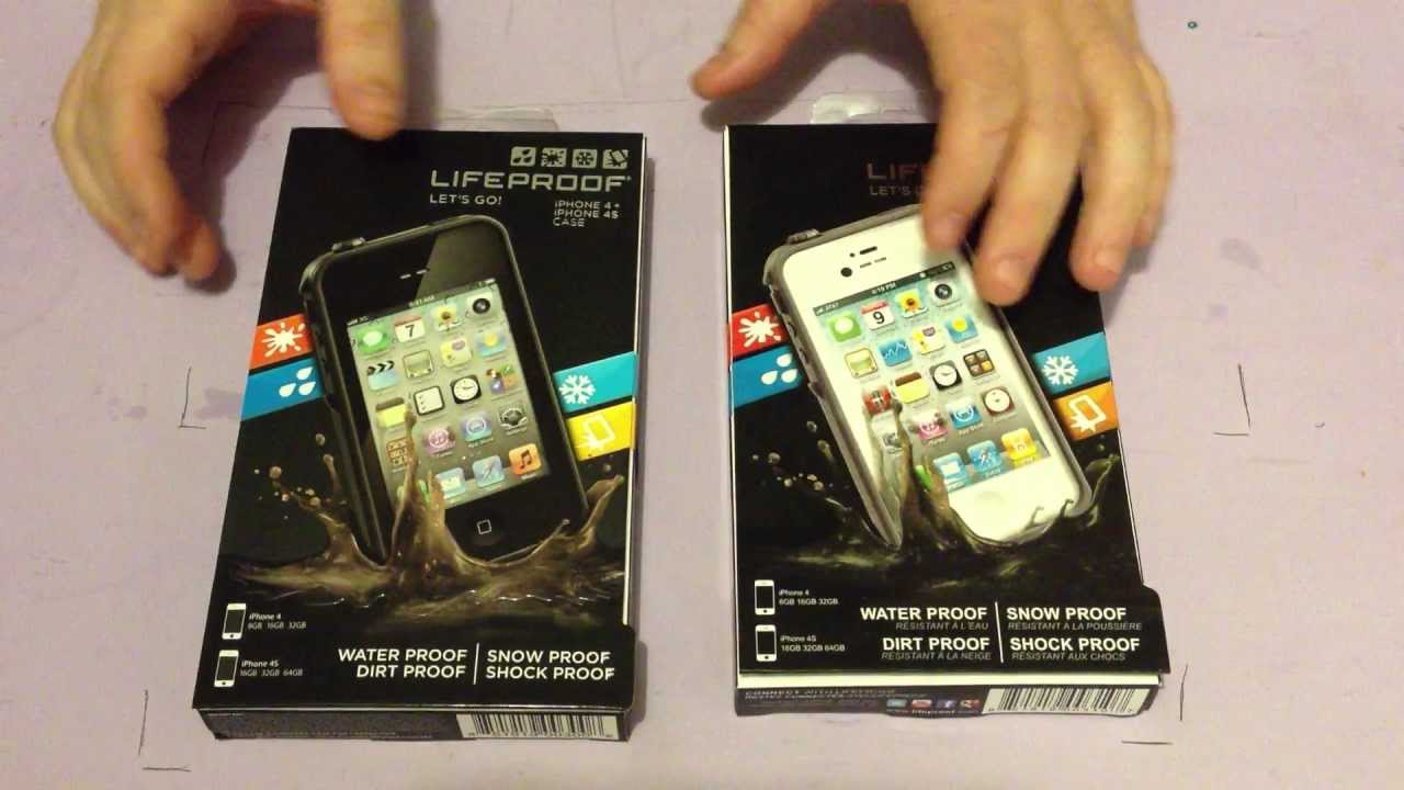 huge discount 4ac30 7b74c How to tell a fake lifeproof iphone case cover
