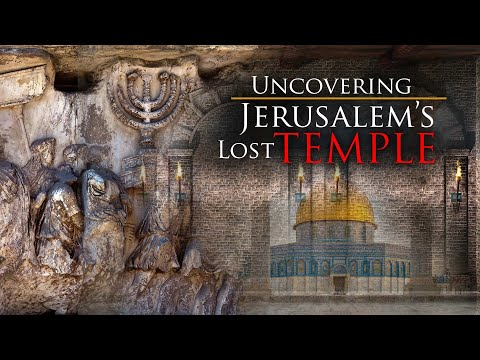 Uncovering Jerusalem's Lost Temple (The Temple Of The Jews In The City Of David)