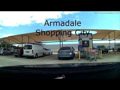 Armadale Shopping City to Cockburn Gateway City WA