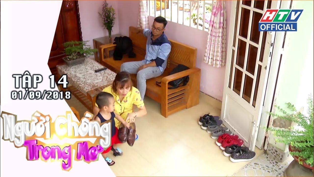 image HTV NGƯỜI CHỒNG TRONG MƠ | Lần hẹn đầu tiên ở bùng binh của cặp vợ chồng dễ thương | NCTM #14 FULL