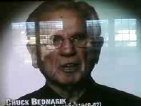 The NFLs greatest linebacker chuck bednarik