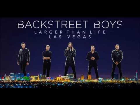 Backstreet Boys - Larger Than Life (Mister Djs LA Twerk Remix) Live