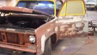 "80' Chevy C10 ""Full Build"" (Part2)"
