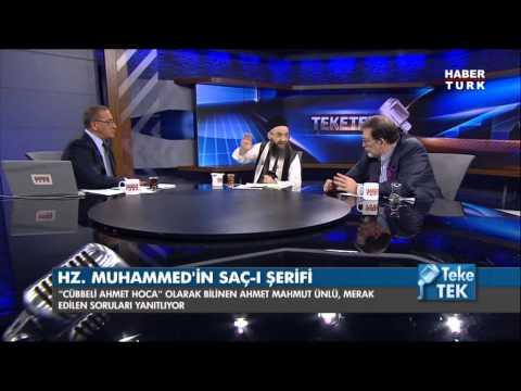 Fatih Altaylı ile Teke Tek - Cübbeli Ahmet Hoca - 2
