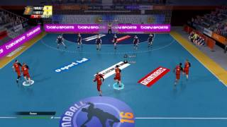 Handball 16: Career Mode - Part 1 - Making A Handball Superstar