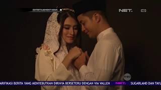 Foto Pre Wedding Adly Fairuz dan Angbeen Rishi