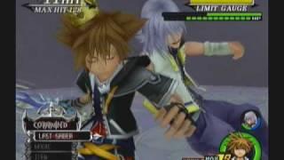 Repeat youtube video Sora, Riku, and Roxas VS. Ultimate Marluxia