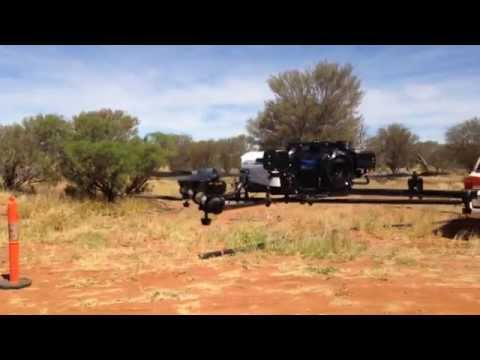 This drone can help pastoralists and the government survey vast areas of land.
