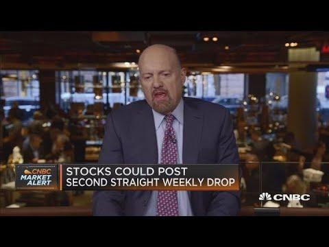 Jay Powell Must Repudiate His 2019 Forecast Says Jim Cramer Youtube