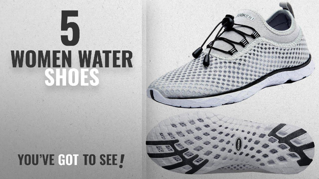 e6a9ed0fae0c Top 5 Women Water Shoes  2018   Zhuanglin Women s Quick Drying Aqua Water  Shoes