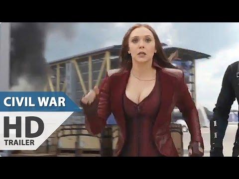 CAPTAIN AMERICA 3: CIVIL WAR Movie Clip - Ant-Man Water Truck (2016)