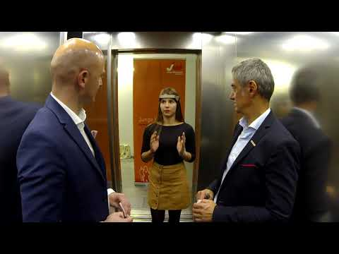 AUROX® Gewinner Des Elevator Pitch