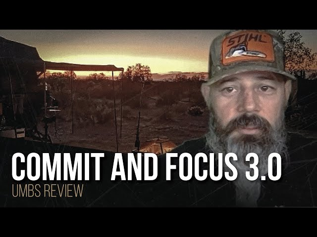 Commit and focus 3.0
