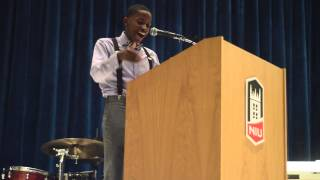 Marlon Haywood - Keynote Speaker for NIU Black Graduation