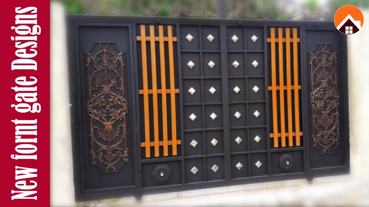 New House Front Gate Grill Design Images Main Gate Ideas For Homes Front Gate Models Youtube