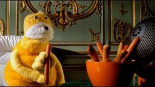 Mr Oizo - Flat beat (Official Video with Flat Eric - 1999 - F Communications)
