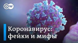 Ложь о коронавирусе: в соцсетях можно часто наткнуться на фейки, выдумки и мифы о SARS-CoV-2