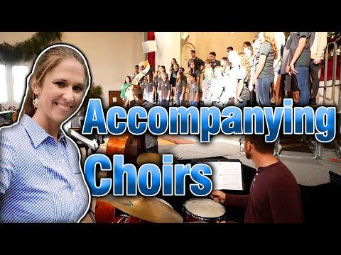 Accompanying Choirs