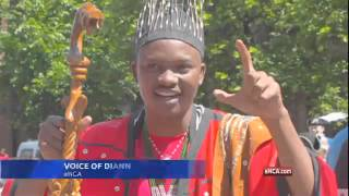 Praise singer mourns Madiba