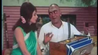 Song: Ek Chatur Naar Film: Padosan (1968) with Sinhala Subtitles