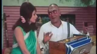 Song: Ek Chatur Naar Film: Padosan (1968) with Sinhala Subtitles