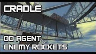 GoldenEye 007 Enemy Rockets Walkthrough Part 18 Cradle (Finale) 00 Agent
