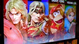 Ken/Simon/Diddy Kong/Young Link Super Smash Bros. Ultimate