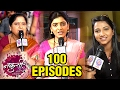 Nakushi - Cast Introduction | 100 Episodes Celebration | Star Pravah Serial video