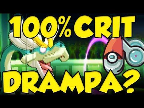100% Full Crit DRAMPA?!