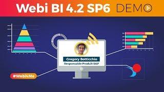FR - DEMO LIVE SAP BOBJ Webi BI4.2 SP06