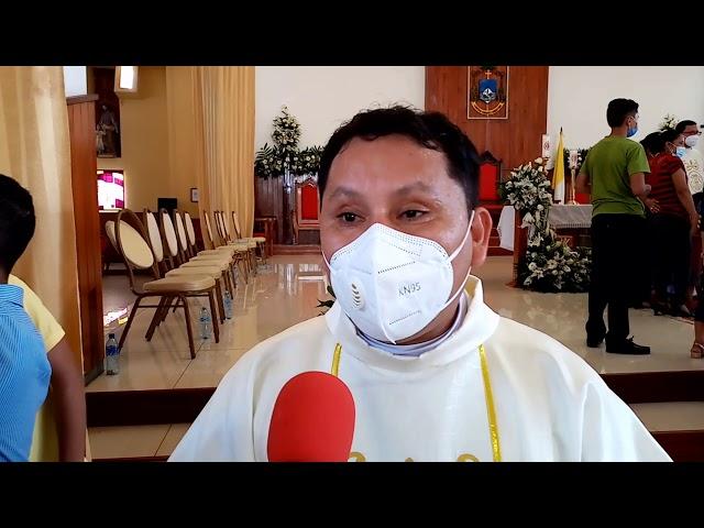 Ordenaron en Juigalpa a 3 nuevos sacerdotes