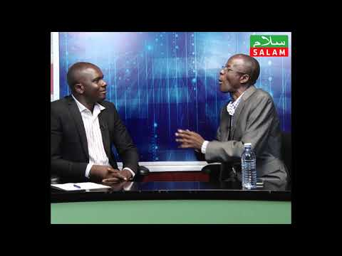 "Akafubo --  ""Sente weziri Kadaga y'atakimanyi"" -- Hon Hussein Kyanjo (Age Limit)"