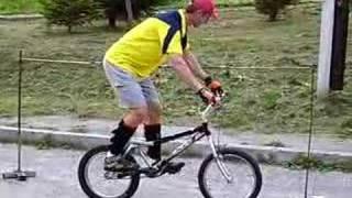 biketrial Martin Jaros