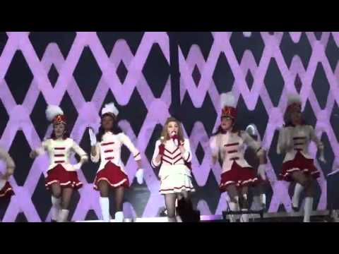 Madonna - Express Yourself/Born This Way/She's Not Me [MDNA Tour]