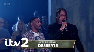Don't Hate The Playaz | Krept and Konan's Tasty Dessert Rap | ITV2
