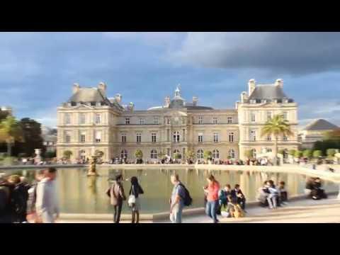16.09.2017 Luxembourg Palace, Paris, France