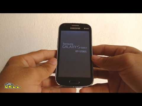 Hard Reset no Samsung Galaxy S Duos 2 (GT-S7582) #UTICell