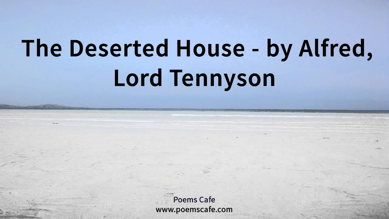 alfred lord tennyson short biography