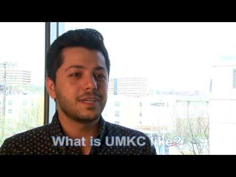 Gharib Gharibi, What do you like about UMKC?