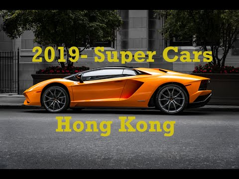 Super Rich People and their Super Cars - Hong Kong