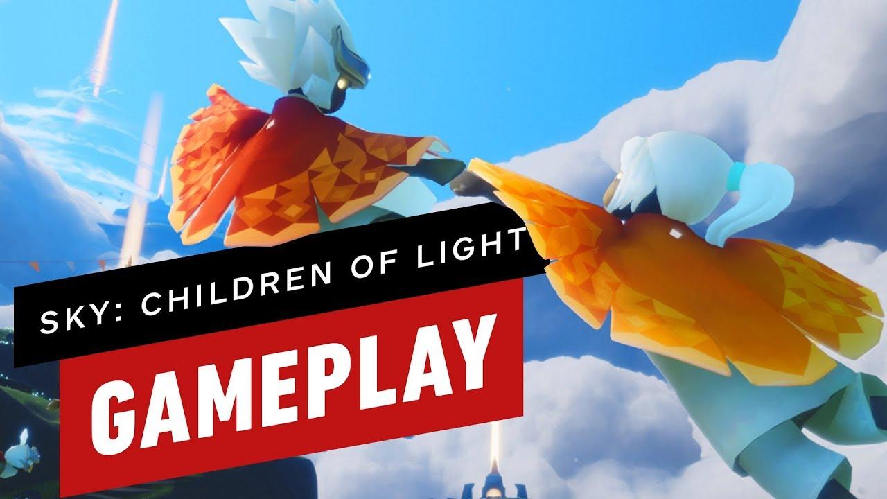 Sky: Children of the Light game