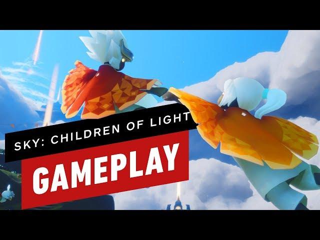 Sky: Children of the Light (видео)