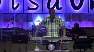 The Praises of Men - Pastor Vince Hairston