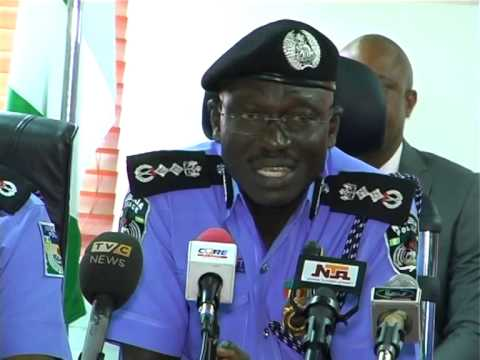 IGP warns Politicians On Thuggery